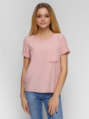 Блуза розовая | 3808379