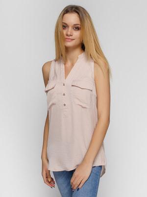Блуза розовая | 3808378