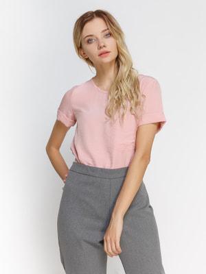 Блуза розовая | 3808380