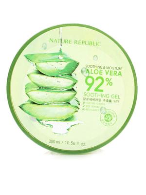 Гель з алое Aloe Vera 92% Soothing Gel (300 мл) | 4721264
