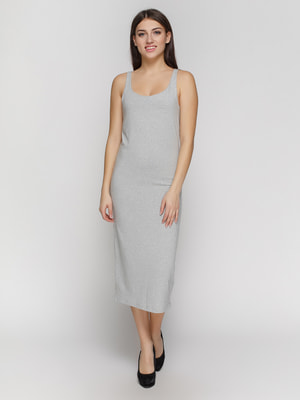 Платье серое | 3794140