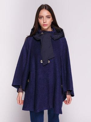 Пальто синє | 4467584