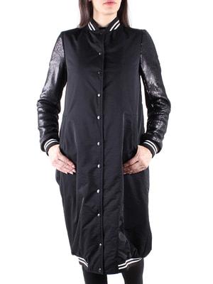 Куртка чорна | 4721456
