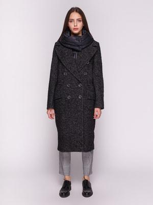 Пальто чорне | 4611829