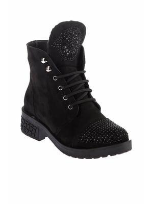 Ботинки черные   4722169