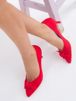 Туфлі червоні | 4722308