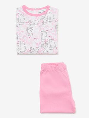 Піжама: лонгслів і штани | 4534140