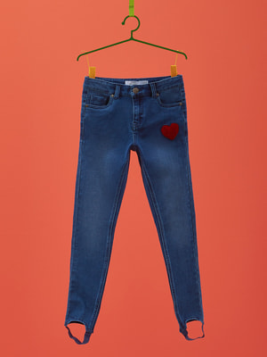 fe6dafafcdc Детские джинсы для девочек 2019