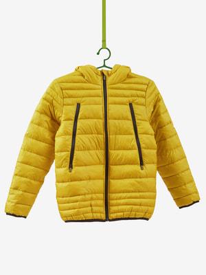 Куртка салатового кольору | 4603934