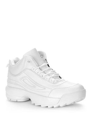 Кроссовки белые | 4719336