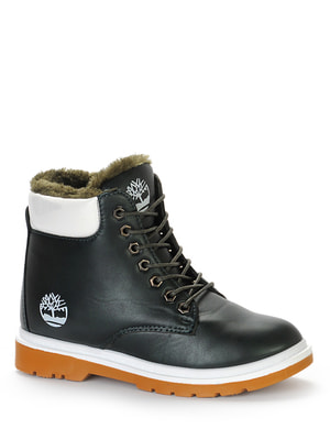 Ботинки темно-зеленые   4719360