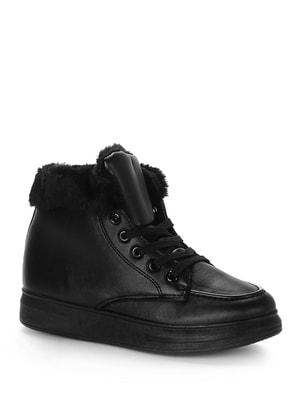 Ботинки черные   4719361