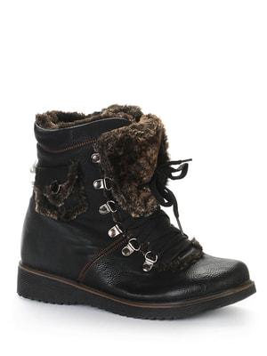 Ботинки черные | 4719363