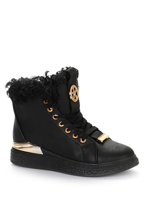 Ботинки черные | 4719368