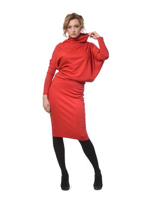 Платье красное | 4723900