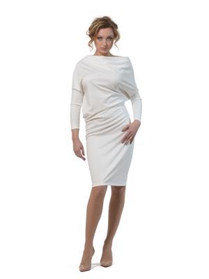 Сукня молочного кольору | 4723958