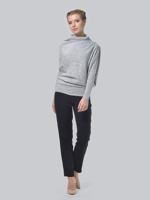 Джемпер светло-серый | 4723990