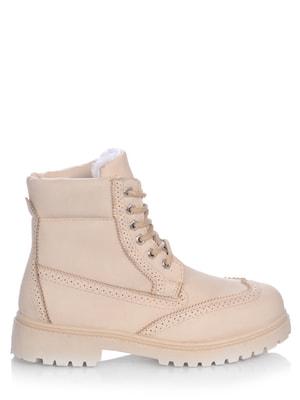 Ботинки бежевые   4719353