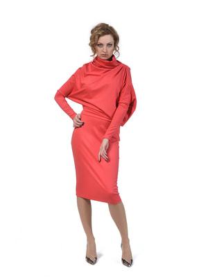 Сукня коралова | 4723901
