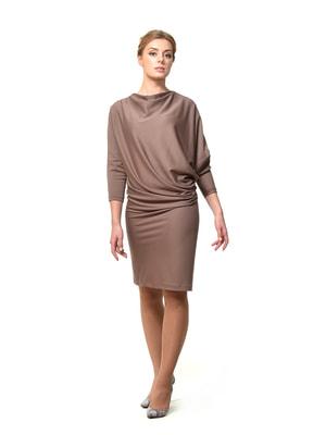 Платье песочного цвета | 4723910