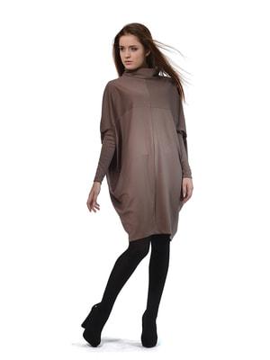 Платье цвета мокко | 4723948