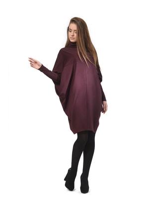 Платье бордовое | 4723949