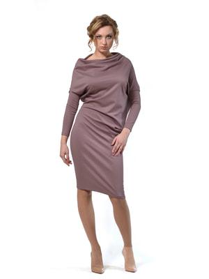 Сукня кольору фрез | 4723959
