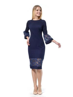 Сукня темно-синя | 4724051