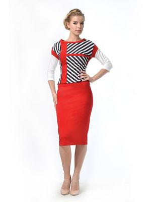 Комплект: юбка и лонгслив | 4724143