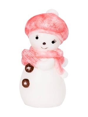 Мыло ручной работы «Снеговик Abby» (110 г)   4730078