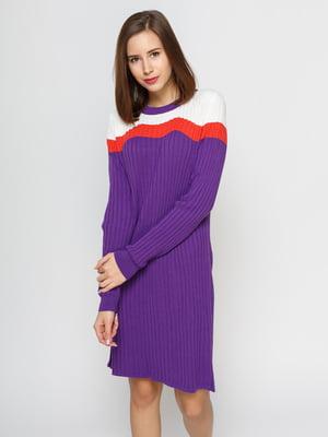 Платье трехцветное | 4574978