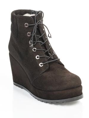 Ботинки черные   4722097