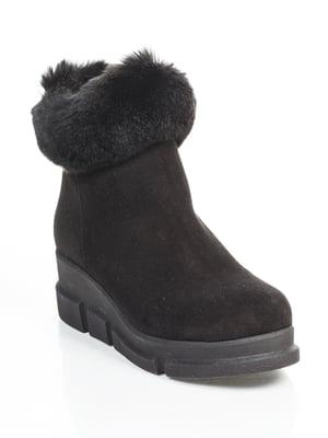 Ботинки черные   4722093