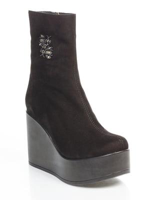 Ботинки черные   4722096