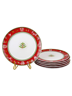 Набор тарелок (6 шт.)   4730637
