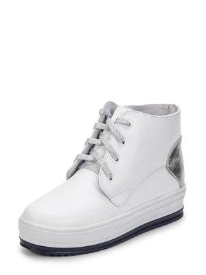Черевики білі | 4690016