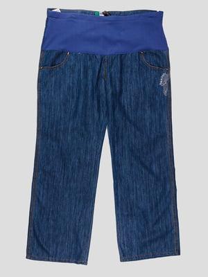 Джинсы синие | 3969324