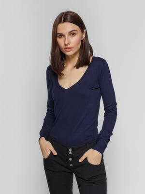 Пуловер синій   3203717