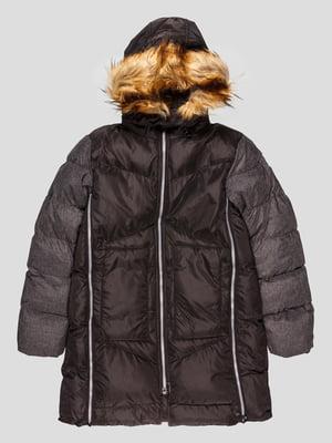 Пальто черное | 4722895