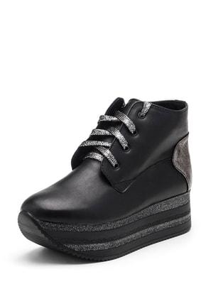 Ботинки черные | 4732694
