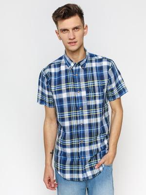 Рубашка клетчатая | 1899608