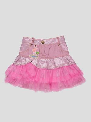 Спідниця рожева | 4712360