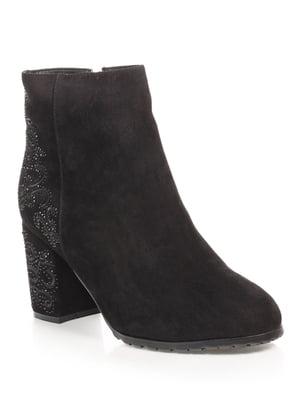 Ботинки черные | 4733431