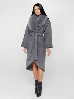 Пальто серое | 4734403