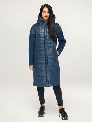 Пальто голубое | 4735127