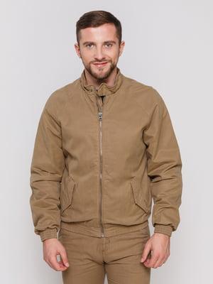 Куртка коричневая | 3966792