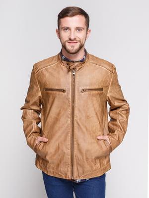 Куртка коричневая | 3966857