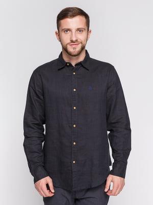 Рубашка черная | 3038192