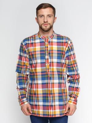 Рубашка клетчатая   1899210