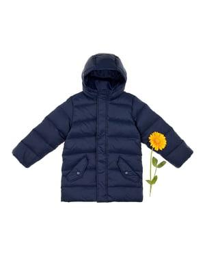 Куртка синя | 3745067